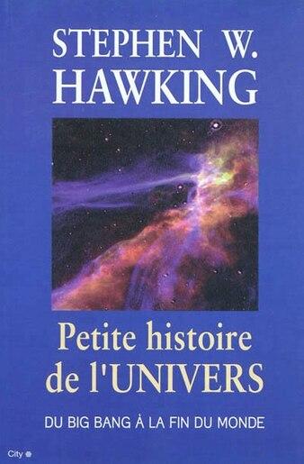 PETITE HISTOIRE DE L'UNIVERS N.É. by STEPHEN HAWKING