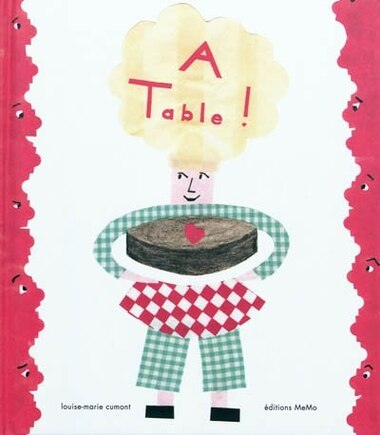 A table! by Louise-Marie Cumont