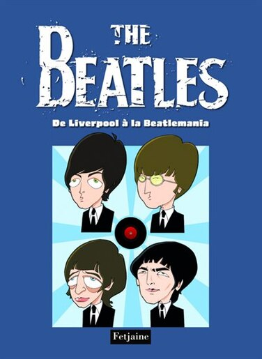 The Beatles 01 by COLLECTIF