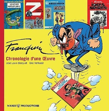 Document BD  Franquin Chronologie ..Oeuvre by Verhoest