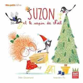 Suzon et le sapin de Noël de Emilie Chazerand