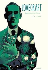 Lovecraft Quatre classiques de l'horreur: Quête onirique de Kadath l'inconnue (La) /