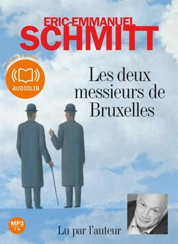 Book DEUX MESSIEURS DE BRUXELLES (LES) by Eric Emmanuel Schmitt