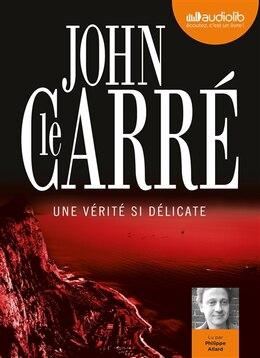 Book Une vérité si délicate 2CD MP3 by LE CARRÉ,JOHN