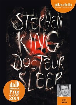 Book Docteur Sleep audio 2CD MP3 by Stephen King