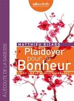 PLAIDOYER POUR LE BONHEUR 1CD MP3
