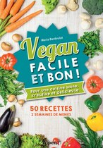 Book Vegan facile et bon! by Maria Bardoulat