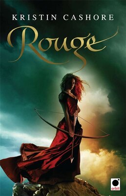 Book Rouge by Kristin Cashore