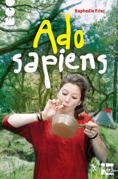 Ado-Sapiens de Raphaële Frier