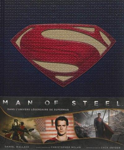 Man of steel, dans l'universlégendaire de Supe by Daniel Wallace