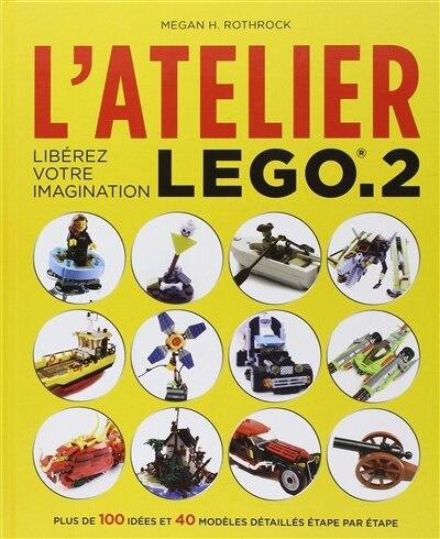 L'atelier Lego.2 by Megan H. Rothrock
