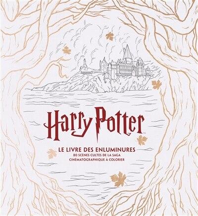 Harry Potter - Le livre des enluminures de J.m. Collectif