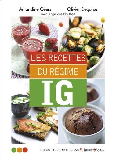Recettes du régime IG (Les) by Houlbert, Collectif