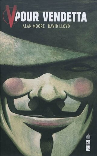 V Pour Vendetta Book By Alan Moore Hardcover Chaptersindigoca