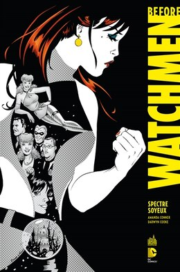 Book Before watchmen 04 Spectres soyeux by Darwyn Cooke