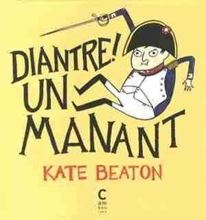 Diantre!  Un manant! de Kate Beaton