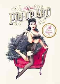 Pin-up: 30 Deluxe Post Card Set by Maly Siri
