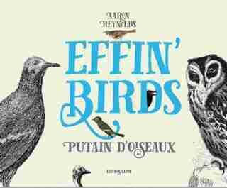 Effin'Birds by Aaron Reynolds