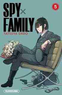 Spy x Family Tome 5 by Tatsuya Endo