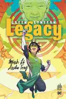 Green Lantern - Legacy by Minh Lê