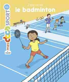 Badminton -le by Jérémy Rouche
