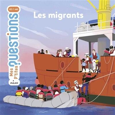 LES MIGRANTS by Sandra Laboucarie