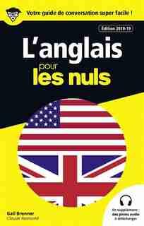 L'ANGLAIS POUR LES NULS 3ÈME ÉDITION by Gail Brenner