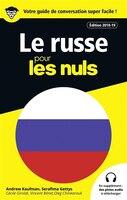 RUSSE POUR LES NULS POCHE -3E ED.