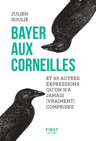 BAYER AUX CORNEILLES ET 99 AUTRES EXPRESSIONS QU'ON N'A JAMAIS (VRAIMENT) COMPRISES by JULIEN SOULIE