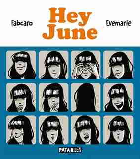HEY JUNE by Fabcaro