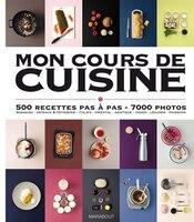 Mon grand cours de cuisine Marabout
