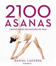 Livre 2100 Asanas de Daniel Lacerda