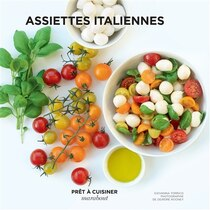 Book Assiettes italiennes by Giovanna Torrico