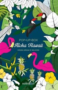 Aloha Hawaii!  Pop-up box