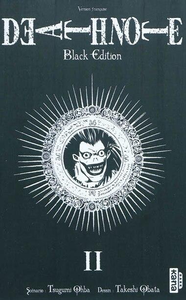 Death Note  Black edition 2 by Tsugumi Ohba