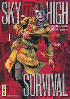 Sky-High Survival 01 by Tsuina Miura
