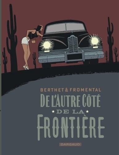 DE L'AUTRE CÔTÉ DE LA FRONTIÈRE by Jean-luc Fromental