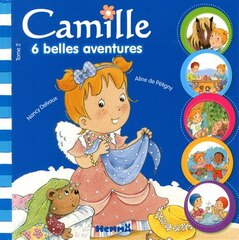 Camille 6 belles aventures tome 2