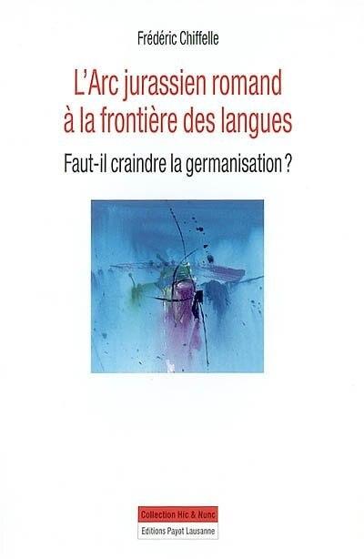 Arc jurassien romand à la frontière... by Frédéric Chiffelle