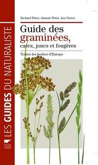 Guide des graminées, carex, joncs et fougères [nouvelle édition]