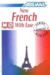 Book New French with ease by Jean Collectif