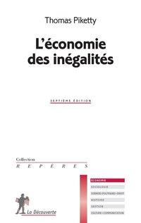 L'économie des inégalités 7e ed.