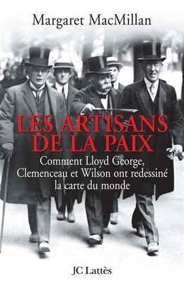 Book Artisans de la paix by Margaret Macmillan