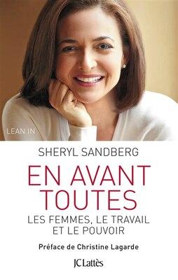 Book En avant toutes by Sheryl Sandberg