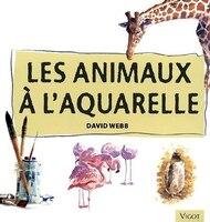 Les animaux à l'aquarelle