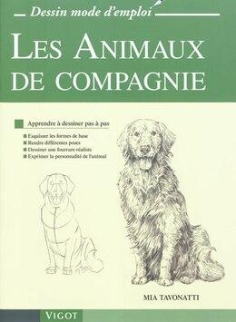 Book Animaux de compagnie Les by Mia Tavonatti