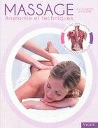 Massage, anatomie et techniques