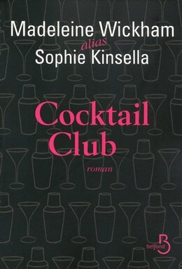 Book Cocktail club by Madeleine Wickham