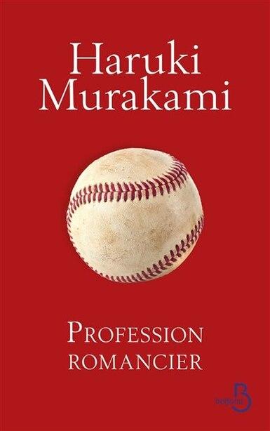 DE L'ÉCRITURE de Haruki Murakami