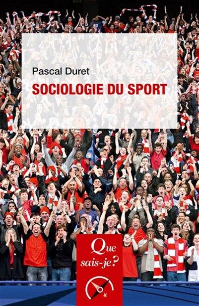 Sociologie du sport [nouvelle édition] by Pascal Duret